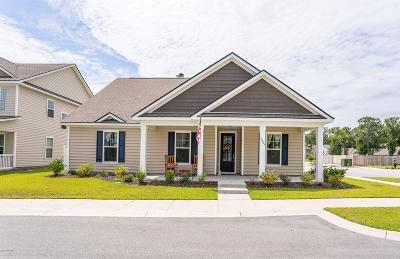 Beaufort County Single Family Home For Sale: 3887 Oyster Bluff Boulevard