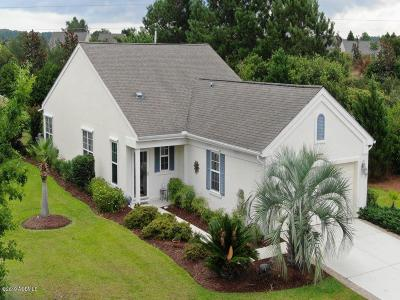Bluffton Single Family Home For Sale: 6 Beaufort River Road