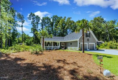 Beaufort County Single Family Home For Sale: 111 Marsh Drive