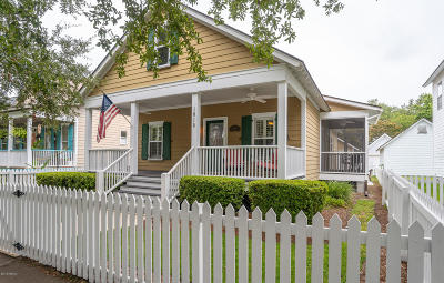Port Royal Single Family Home For Sale: 1010 10th Street