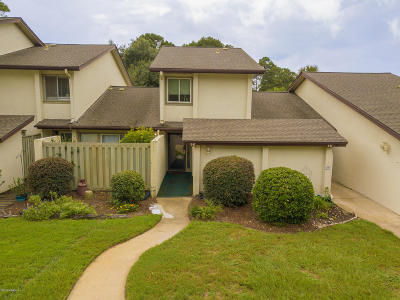 Beaufort Condo/Townhouse For Sale: 1 G Marsh Harbor Drive #1g