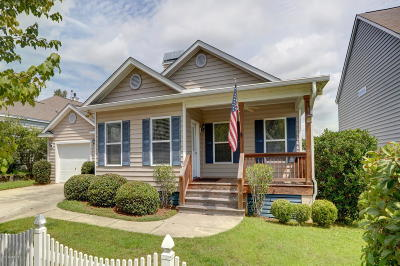 Beaufort SC Single Family Home For Sale: $240,000