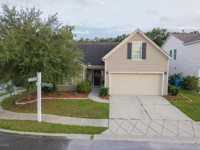 Beaufort Single Family Home For Sale: 2110 River Rock Way