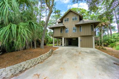 Fripp Island Single Family Home For Sale: 385 Wahoo Drive