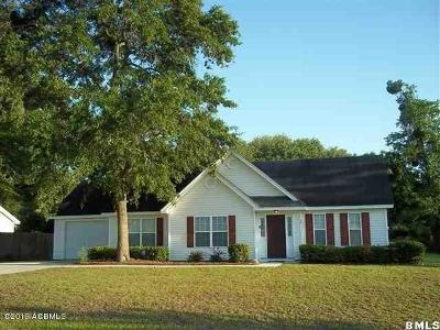 Beaufort County Single Family Home For Sale: 16 Stellata Lane