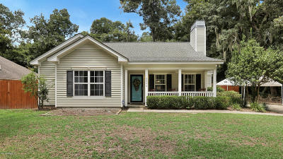 Beaufort County Single Family Home For Sale: 5029 Dogwood Street