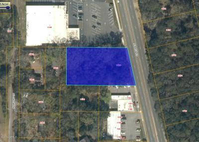 Baufort, Beaufort, Beaufot, Beufort Residential Lots & Land For Sale: 1160 Ribaut Road
