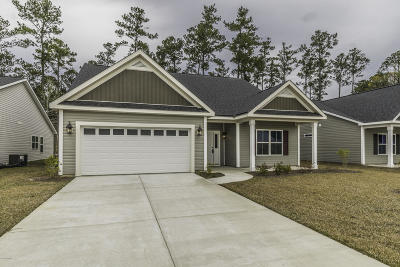 Hardeeville Single Family Home For Sale: 720 Fort Sullivan Drive