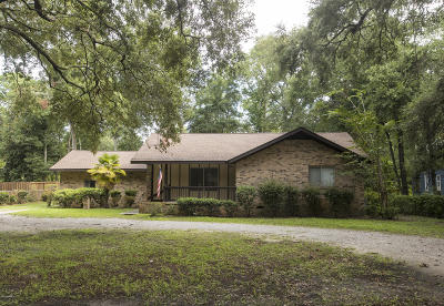 Beaufort County Single Family Home For Sale: 17 Miller Drive W
