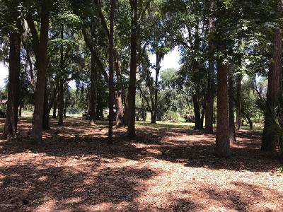 Bluffton Residential Lots & Land For Sale: 25 Oconee Court