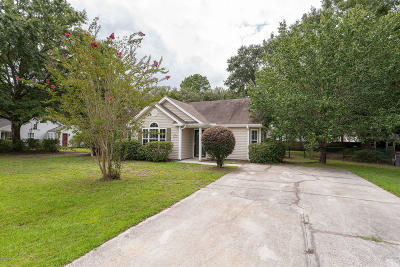 Beaufort County Single Family Home For Sale: 10 Grandiflora Lane