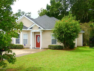 Beaufort, Beaufort Sc, Beaufot Single Family Home For Sale: 38 Applemint Lane