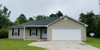208 Sharon, Hampton, SC, 29924, Hampton County Home For Sale