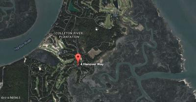 Bluffton Residential Lots & Land For Sale: 4 Hanover Way