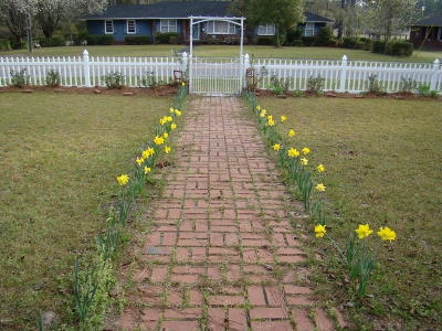 661 Pine, Varnville, SC, 29944, Hampton County Home For Sale