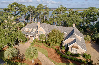 6 Sparrow Nest, St. Helena Island, SC, 29920, Dataw Island Home For Sale