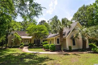 Georgetown Single Family Home For Sale: 222 Old Carriage Loop