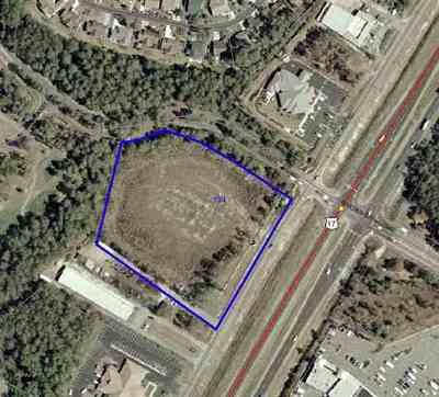 Garden City Beach Residential Lots & Land For Sale: Corner Of SW Garden City Connector