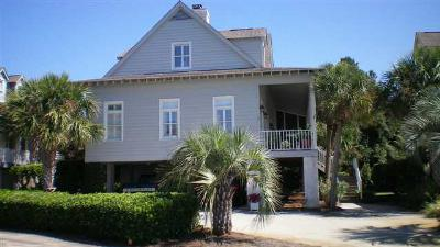 Pawleys Island Single Family Home For Sale: 86 Compass Point