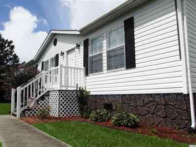 Manufactured Home Sold: 8459 Knollwood Dr.