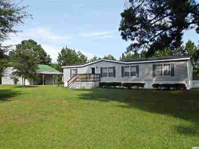 Manufactured Home Sold: 172 Cokerville Road