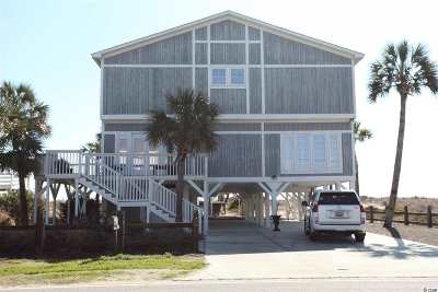 Garden City Beach Single Family Home For Sale: 1373 S Waccamaw Dr
