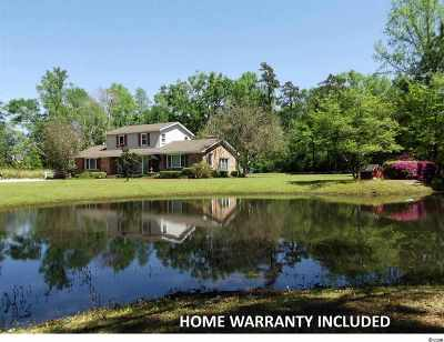Single Family Home Sold: 13662 Browns Ferry Road