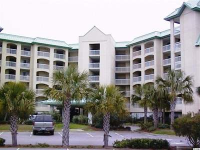 Pawleys Island Condo/Townhouse For Sale: 135 S Dunes Dr. #307
