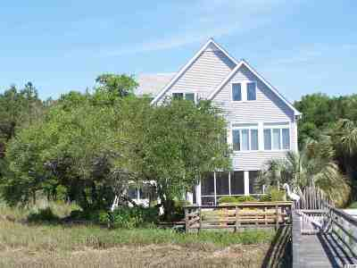 Murrells Inlet Single Family Home For Sale: 429 Vereen Rd