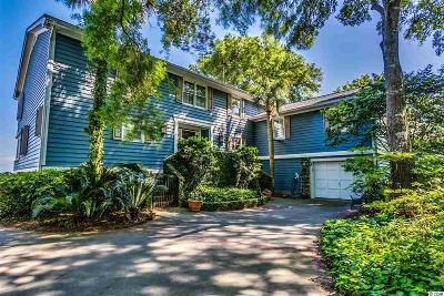 Murrells Inlet Single Family Home Active-Pend. Contingent Contra: 4853 Highway 17 Business