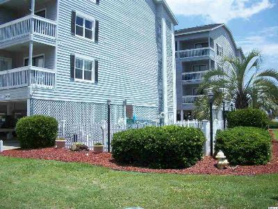 Condo/Townhouse Sold: 1509 N Waccamaw Drive #313