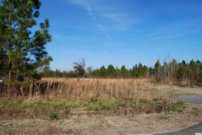 Georgetown County, Horry County Residential Lots & Land For Sale: Tbd Harvest Moon Dr.