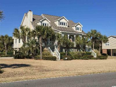 North Myrtle Beach Single Family Home For Sale: 1301 N Ocean Blvd