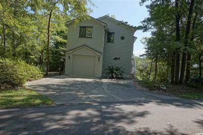 Little River SC Single Family Home Sold-Co-Op By Ccar Member: $187,000