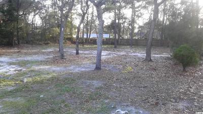 Atlantic Beach Residential Lots & Land For Sale: 705 32nd Ave. S