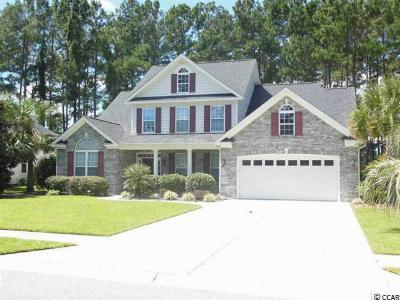 Myrtle Beach Single Family Home For Sale: 4997 Westwind Drive