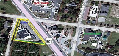 Aynor SC Commercial Sold: $125,000
