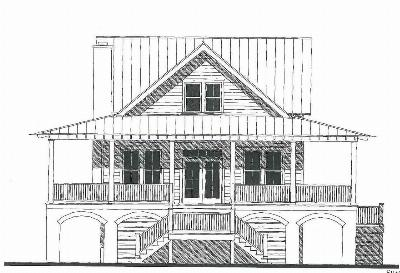 Pawleys Island Single Family Home For Sale: Tbb Parker Dr.