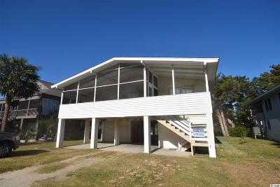 Pawleys Island Single Family Home For Sale: 348 Sundial Dr.