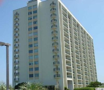 Myrtle Beach Condo/Townhouse Active Under Contract: 9820 Queensway Blvd. #1106