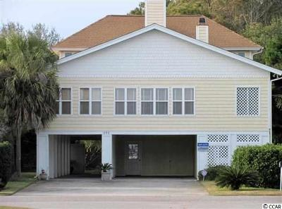 Pawleys Island Single Family Home For Sale: 695 Parker Drive