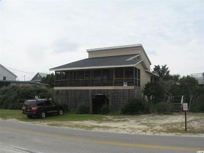 Pawleys Island Single Family Home For Sale: 601 Springs Ave.