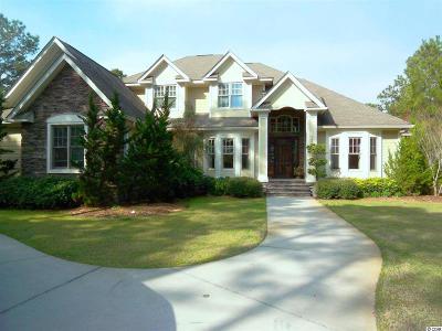 Pawleys Island Single Family Home For Sale: 782 Savannah Dr.