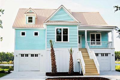 Murrells Inlet Single Family Home For Sale: Lot 14 Eagle Pass Drive