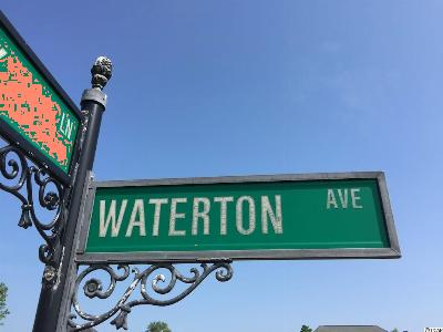 Residential Lots & Land Sold: Lot 78 Waterton Ave.