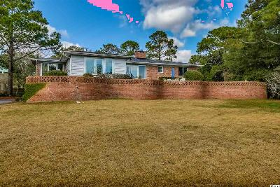 29572 Single Family Home For Sale: 304 Ocean View Drive