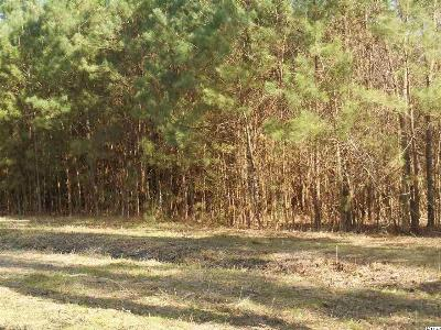 Loris SC Residential Lots & Land For Sale: $46,500