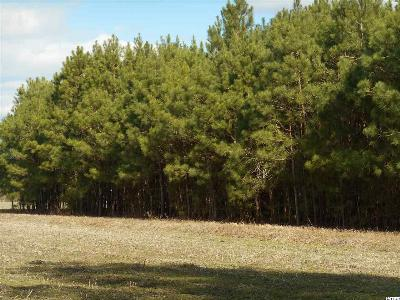 Loris SC Residential Lots & Land For Sale: $35,500