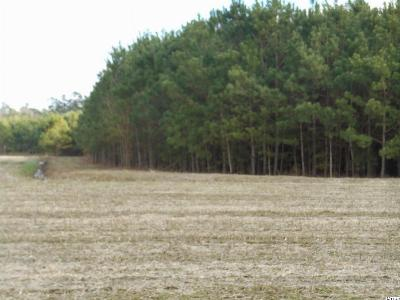 Loris SC Residential Lots & Land Sold-Co-Op By Ccar Member: $17,500