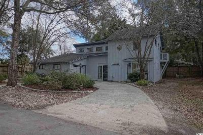 Little River SC Single Family Home Sold: $170,000